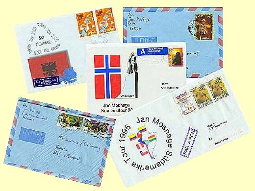 Briefe Von Ophelia Und Jan : Reisen von jan